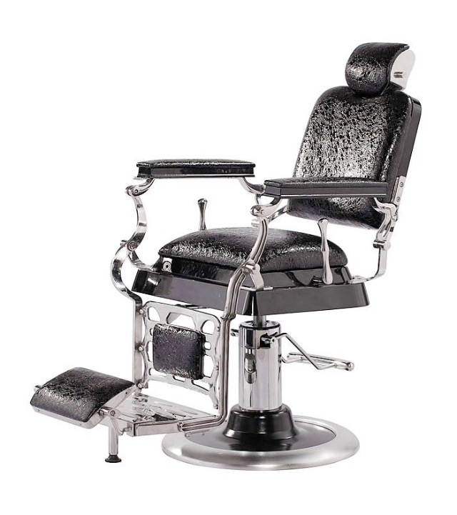 - Samson - Emperor Antique Barber Chair