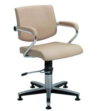 Belvedere - E/L Welonda Violet Chair w/upholstered armrest