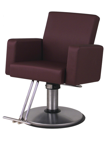 Belvedere Plush All Purpose Styling Chair Top Only