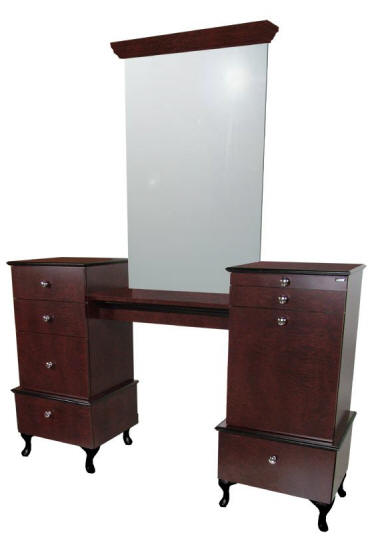 Collins - BradfordTwin Back-to-Back Styling Vanity