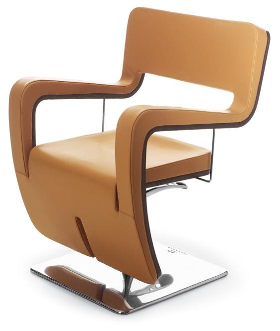 Design by Porsche - Tsu Pelle Styling Chair