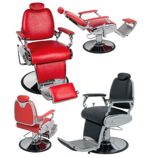 Jeffco - Jaguar Barber Chair