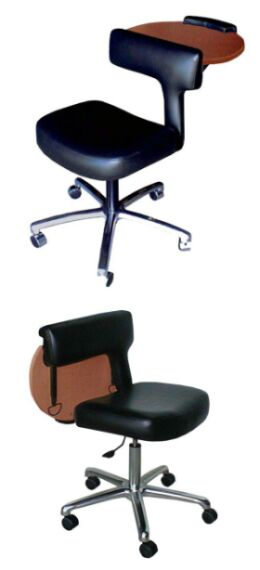 Jeffco - Chable Task Manicure Chair