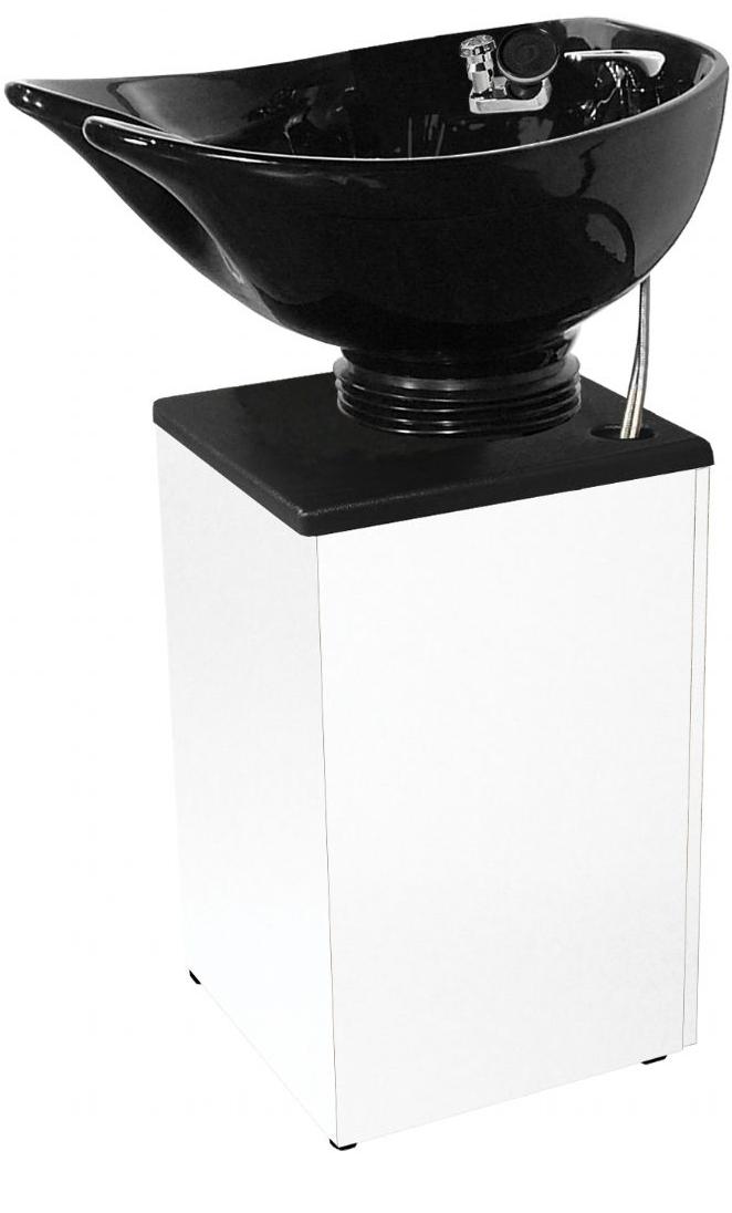 Jeffco - Java Backwash Pedestal Cabinet Only