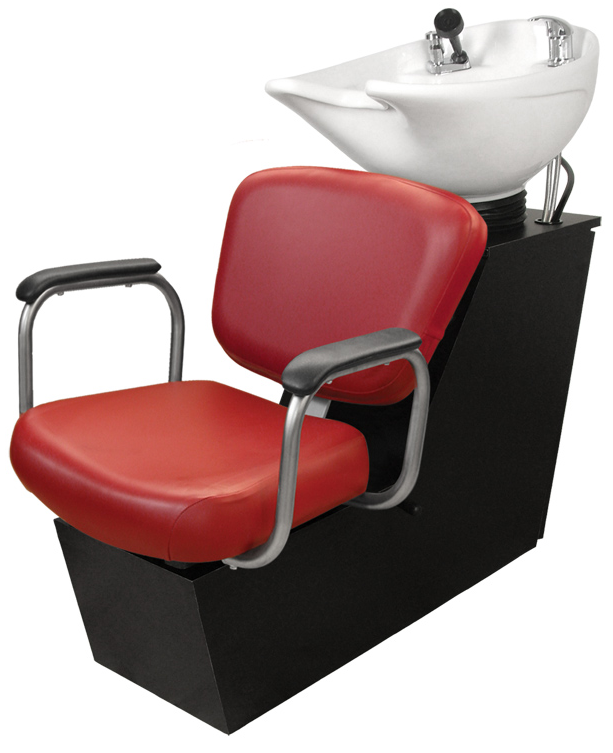 Jeffco - Aero Backwash Shuttle Unit w/ 8700 Tilting Porcelain Bowl