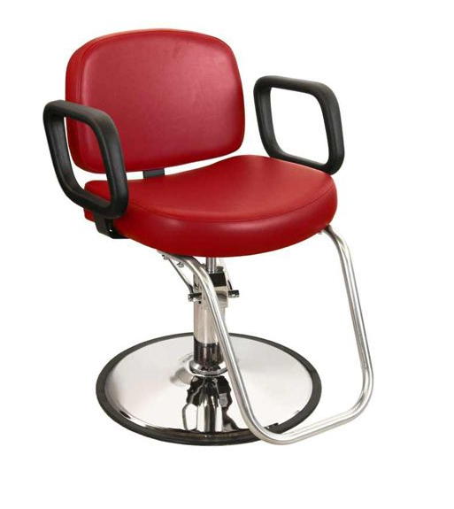 Jeffco - Sterling2 Styling Chair w/ G Base
