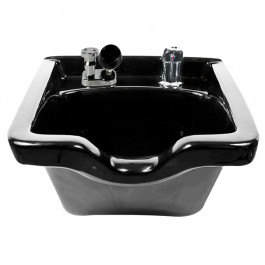 Kaemark - Wall-Mount Ceramic Shampoo Bowl #KS928