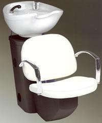 Pibbs - Azure Comfortwash - Black Frame