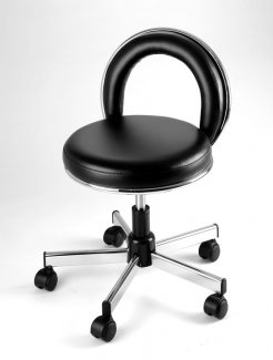 Pibbs - JoJo Sr. Stool - Mini Pedi Chair