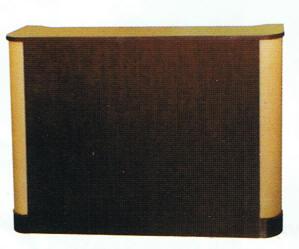 "Pibbs - Reception Desk w/ Upholstered Sides 48"" x 42"""