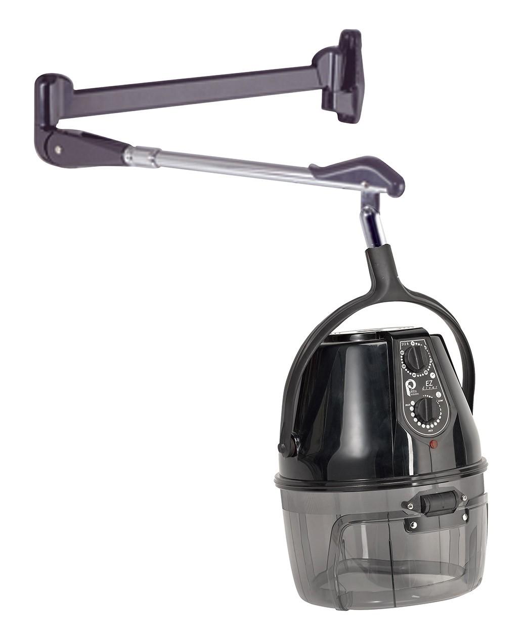 Pibbs - E Z Dryer Black with Wall Arm