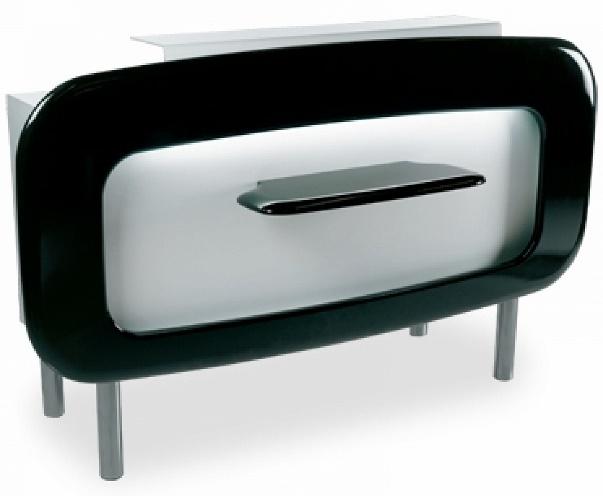 Gamma Bross - Polyplan Receptionist Desk