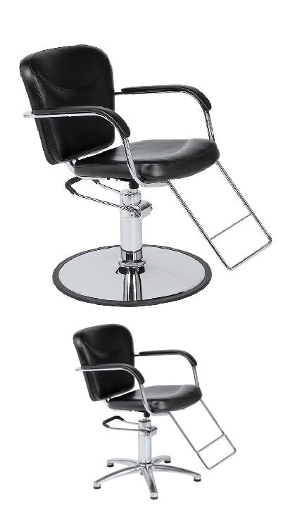 Savvy - Christine Styling Chair #SAV-004U-B