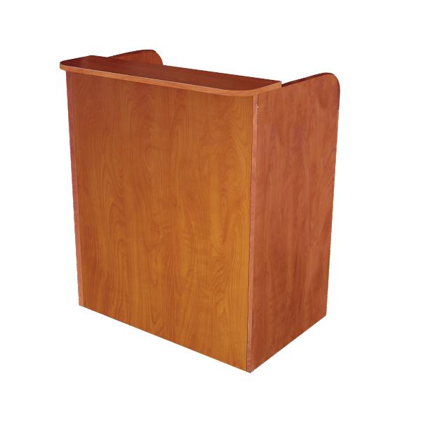 Savvy - Luna Pedestal Desk Melamine #SAV-LN-240