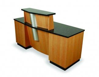Veeco - Stiletto Reception Desk