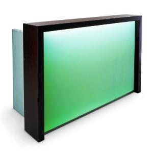 Alpha - Glow Receptionist Desk