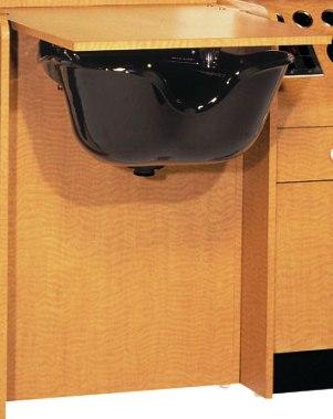 "Belvedere - Customline Bowl Cabinet 25""w"