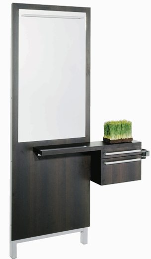 Belvedere - Kallista Wall Vanity Cabinet