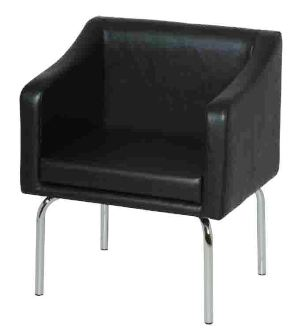 Belvedere - Preferred Stock Look Reception Chair