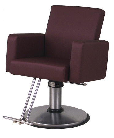 Belvedere - Plush Styler Chair Top Only