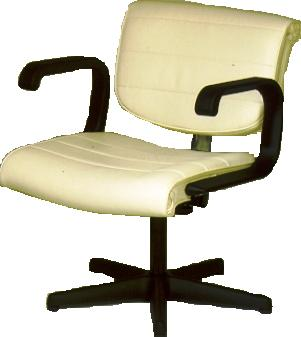 Belvedere - Scroll Shampoo Chair