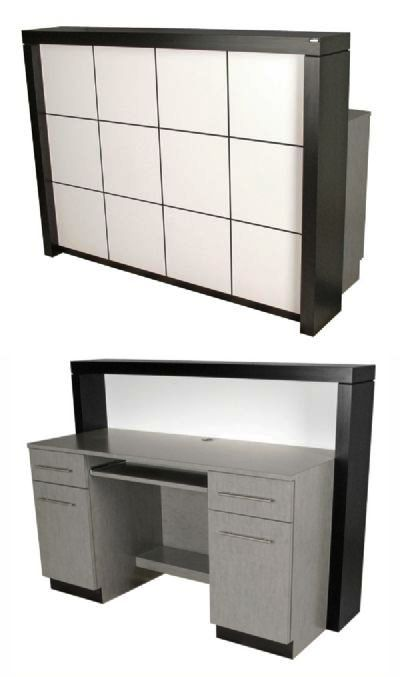 Collins - Alta Reception Desk
