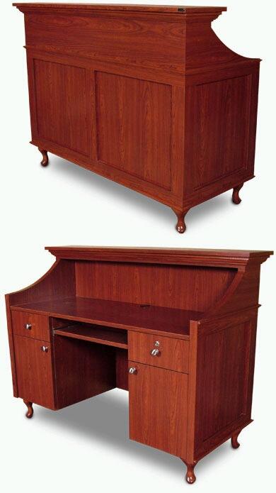 Collins - Bradford Reception Desk #887-72