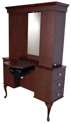 Collins - Bradford Wet Booth Vanity