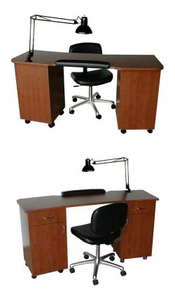 Collins - QSE Deluxe Nail Table