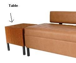Collins - Enova Casual Table