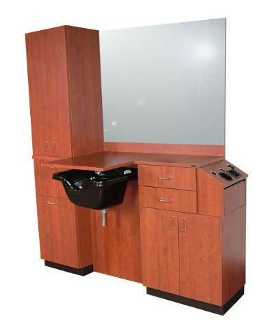 Collins - QSE Extra 39Hi Wet Booth Unit