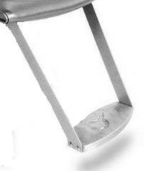 Collins - Laser-Steel Footrest