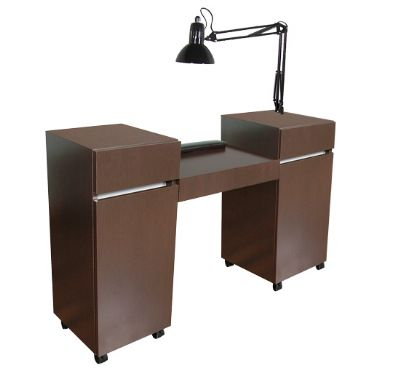 Collins - Reve Twin Manicure Table