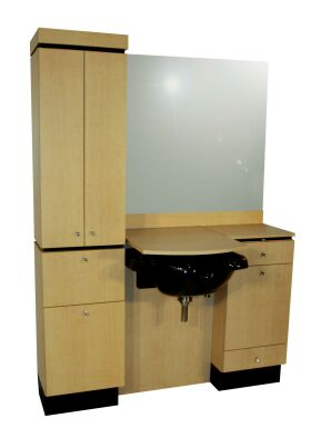 Collins - NEO Superior Wet Booth Unit