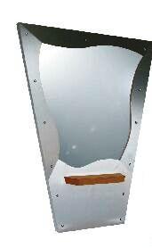 Collins - Vanelle Framed Mirror