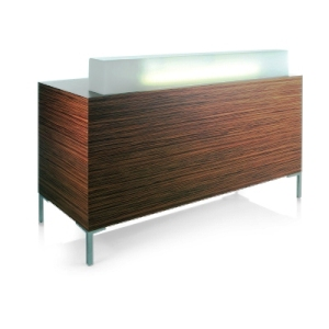 Gamma Bross - Ecochic Receptionist Desk