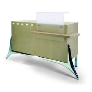 Gamma Bross - Platoir Light Receptionist Desk