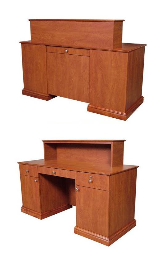 Jeffco - Elite Reception Desk