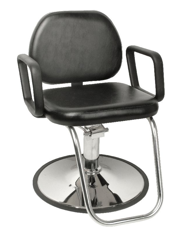 Jeffco - Grande Styling Chair w/ Standard G Base