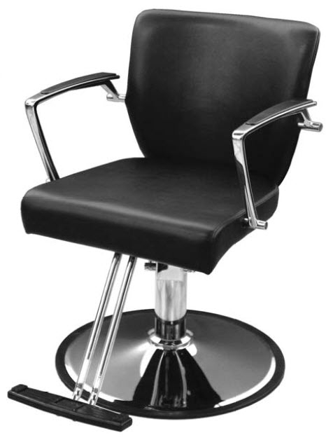 Jeffco - Lorenzo Styling Chair w/ Standard G Base