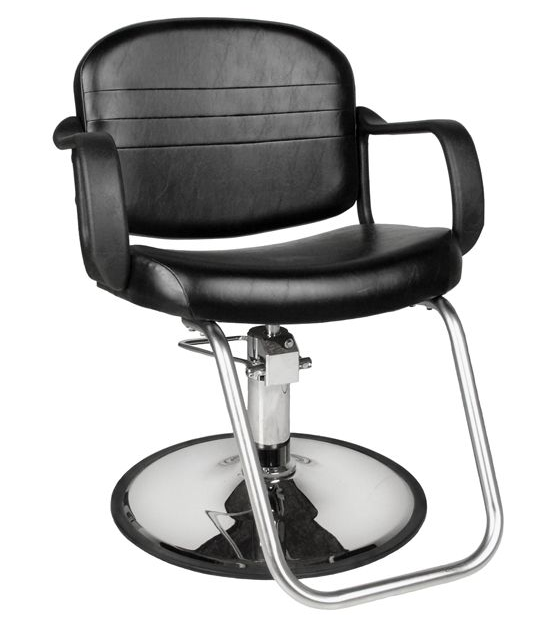 Jeffco - Regent Styling Chair w/ Standard G Base