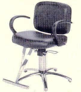 Kaemark - Ayla Hydraulic Styling Chair WVST-60