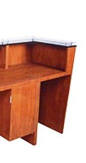 Kaemark - Javoe Right Hand Return Desk System - Component F J-40-R
