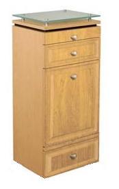 Kaemark - Milano Styling Cabinet #ML-08-G