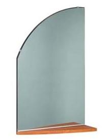 Kaemark - Ellipse Mirror Panel and shelf EP10MP