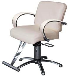 Kaemark - Sophia Styling Chair w/ Metal Arms SO-60
