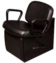 Kaemark - Westfall Shampoo Chair with Leg Rest W-363