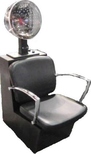 Mac - Couture Dryer Chair w/ Belvedere Mega Dryer