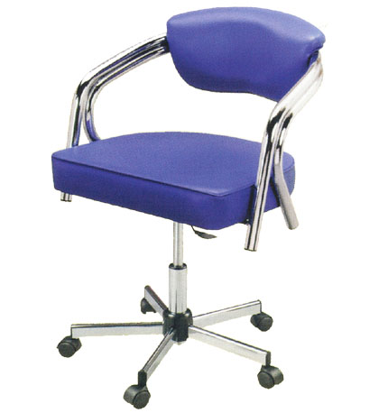 Pibbs - Americana Series Desk Chair on Wheels