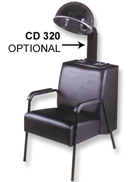 Pibbs - Dryer Chair - Open Base